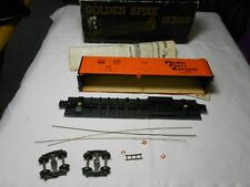 HO TRAIN GOLDEN SPIKE SERIES 50' MECH REEFER KIT PACIFIC FRUIT EXP UP SP NICE!
