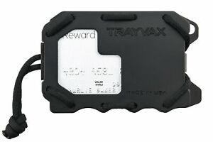 Trayvax Original Wallet OG 2.0 NEW Black - NEW open package RFID