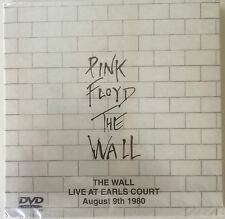 "PINK FLOYD : ""The Wall Live At Earl Court - August 9th 1980"" (RARE 2 CD + DVD)"