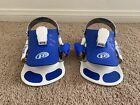 Vans Drake Snowboard Bindings Switch Special X Clicker Step In Made In Italy