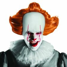 Pennywise (2017) Clown Adult Bald Head Top with Attached Wig