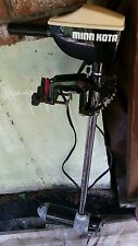 Minn Kota Weedless  55. 4 Speed  23 LBS.THRUST- 12 Volt Trolling Motor - Works