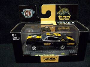 M2 Machines Wieand 1966 Dodge Charger Gasser.