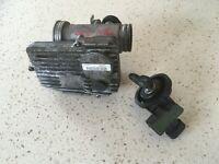 756 Piaggio Beverly 250 ECU Brain Throttle Body Ignition Key Switch Barrel 2004