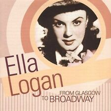 NEW From Glasgow To Broadway (Audio CD)