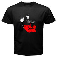 TEGAN AND SARA *So Jealous Canadian Indie Duo Band Mens Black T-Shirt Size S-3XL