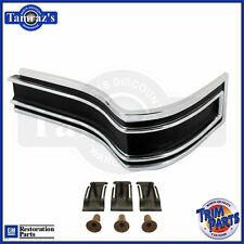4-Door Trim Parts 2902 1969-1970 Chevrolet Full Size Handle Assembly Rear