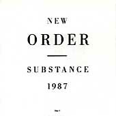 New Order : Substance Rock 2 Discs CD
