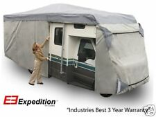 Class C Expedition RV Trailer Motor Home Cover Fits 18-20 FT