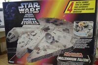 Star Wars Millennium Falcon Trilogo GDE Complete Boxed Instructions