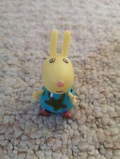 Peppa Pig Figures - RARE - Rebecca Rabbit - mud