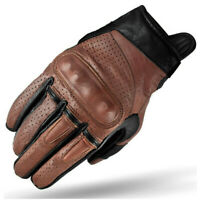 WFX Leather Vintage Best Knuckle Winter Summer Motorcycle Motorbike Gloves