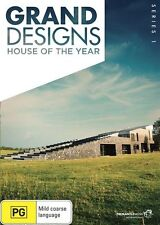 Grand Designs - House of the Year Series (2017) New, ExRetail Stock, Genuine D62