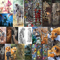5D DIY Diamond Painting Animal Cross Stitch Embroidery Needlework Mosaic Decor