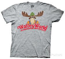 Vacation - Wally World Logo T-Shirt XL - Grey