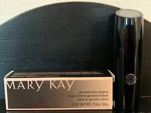 "Mary Kay Gel Semi-Shine Lipstick ""Naturally Buff"" - FRESH - FREE SHIPPING"