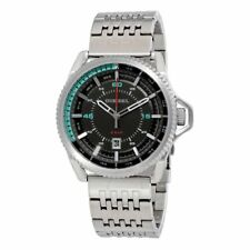 DIESEL Rollcage Gunmetal Dial Men's Stainless Steel Watch DZ1729