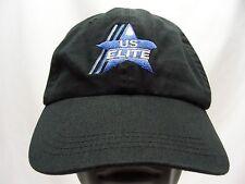 US ELITE - EMBROIDERED - ADJUSTABLE STRAPBACK BALL CAP HAT!