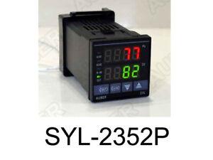 PID TEMPERATURE CONTROLLER,W/ 30 RAMP / SOAK,SSR OUTPUT