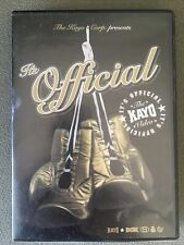 "Kayo ""Its Official� Dvd Dgk The Official Kayo Video Wade Desarmo Kelly Hart 2006"