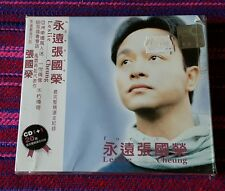 Leslie Cheung ( 張國榮 ) ~ Forever Leslie ( Malaysia Press ) Cd