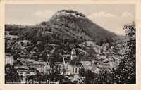BG39802 stadt konigstein a d elbe sachs schweiz real photo   germany