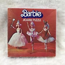 "Vintage 1975 Barbie 49 Piece Jigsaw Puzzle 11""x11"" *Complete* Barbie Doll"