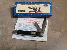 "Boker USA Great American Story Teller Knife ""Lafayette Escadrille"
