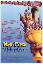 """Monty Python and the Holy Grail Poster [Licensed-New-Usa] 27x40"""" Theater Size"""