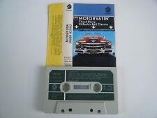 CHUCK BERRY MOTORVATIN' 22 ROCK N' ROLL CLASSICS CASSETTE TAPE CHESS UK 1977