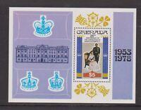 GRENADA MNH STAMP MINIATURE SHEET 1978 25TH ANNIVERSARY OF THE CORONATION MS949