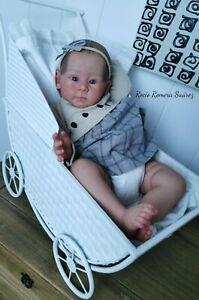 Bebé Reborn Huxley sin certificado