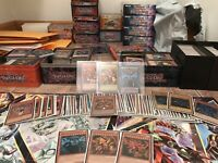 YUGIOH 100+ Card Lot With Tons Of Rares And GUARANTEED Holos/Foils !!!
