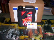 1 LITRO OLIO LIQUI MOLY MOTORBIKE 4T SYNTH OFFROAD 10W60 RACE API SL JASO MA2