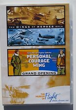 The Wings of Heroes Gala 2004 Personal Courage Wing DVD Museum of Flight Seattle