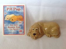 Rare Wade Pa Pup Summer Fest Limited Ed 1 Of 100 2004