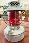 Antique Handlan St. Louis U.S.A. Rail Road Lantern