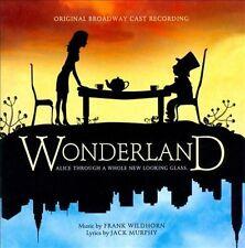 WONDERLAND - CD - ORIGINAL BROADWAY CAST - BRAND NEW SEALED