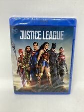 Justice League Blu-ray Only