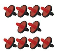 Raindrip Mini In-Line Dripper 1/2 Gph Red Color Code Carded Package of 10