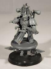 Exalted Sorcerer on Disk Kit Bash Warhammer 40k