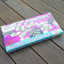 VTG 1999 Hasbro Easy Bake Oven Snack Center BONUS PACK
