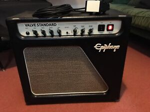 Epihone Valve Standard Guitar amplifier
