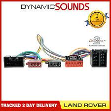 ct10lr01 Parrot SOT câblage câble ISO pour LAND ROVER FREELANDER 2006-2010