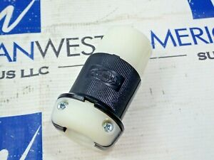 HUBBELL HBL2313 20A 125V Female Connector Plug