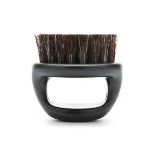 Mens Barber Fading Beard Travel Skin Fade Ring Brush