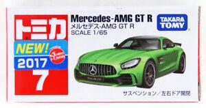 Takara Tomy Tomica Mercedes-AMG GT R
