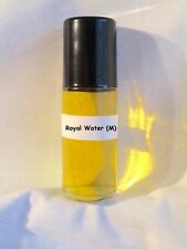 Royal Water Creed Type 1.3oz Large Roll On Pure Men Fragrance Oil