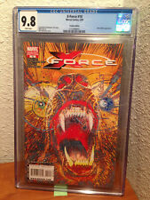 X-Force #10 9.8 CGC NM/MT 2009 Sienkiewicz Demon Bear Variant 2008 New Mutants