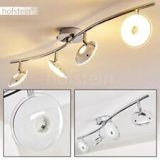 Plafonnier LED Design Lampe de cuisine Lampe de corridor Lampe suspension Chrome